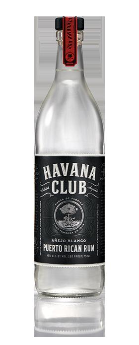 Havana Club - Añejo Blanco